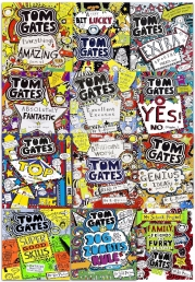 Tom Gates Collection Liz Pichon 12 Books Set by Liz Pichon
