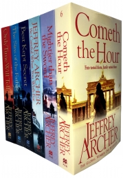 The Clifton Chronicles Series Jeffrey Archer Collection 6 Books Set Photo