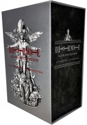Death Note (All-in-One Edition) Box Set by Tsugumi Ohba Photo