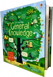 Lift-the-Flap General Knowledge (See Inside) by Alex Frith Photo