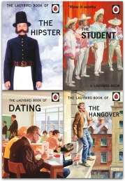 Ladybird Books for Grown-Ups The Youth Collection 4 Books Set Photo