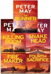 Peter May Collection China Thrillers 5 Books Set Photo