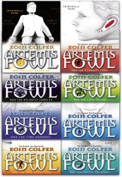 Artemis Fowl Collection Eoin Colfer 8 Books Set Photo