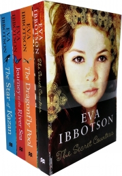 Eva Ibbotson Collection 4 Books Set (Journey to the River Sea, The Dragonfly Pool, The Star of Kazan, The Secret Countess) Photo