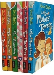 Enid Blyton's Malory Towers 6 Books Collection Set Pack (1 - 6) Photo