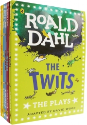 Roald Dahl The Plays 6 Books Collection Set Photo