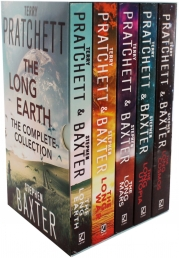 The Long Earth 5 Books Collection Box Set By Terry Pratchett & Stephen Baxter Photo