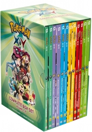 Pokemon XY Complete Collection 12 Books Box Set Photo
