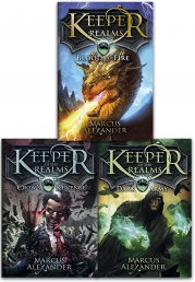 Keeper Of The Realms Trilogy 3 Books Collection Set Photo