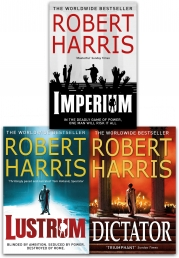 Cicero Trilogy Robert Harris Collection 3 Books Collection Set Photo