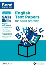 Bond SATs Skills English Test Papers for SATs practice Key Stage 2 by Michellejoy Hughes