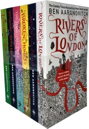 Ben Aaronovitch A Rivers of London Novel Collection 6 Books Set Photo