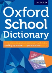 Oxford School Dictionary (Oxford Dictionary) Photo