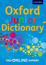 Oxford Junior Dictionary Photo