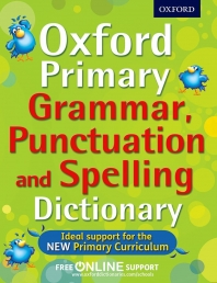 Oxford Primary Grammar, Punctuation and Spelling Dictionary (Oxford Dictionary) Photo