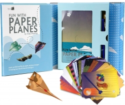 Fun with Paper Planes by