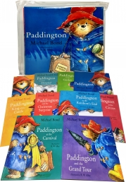 Paddington Bear 10 Books Collection Pack Set By Michael Bond Photo