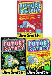 Jim Smith Future Ratboy 3 Books Collection Set Pack Photo