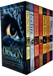 The Last Dragon Chronicles Collection Chris D Lacey 7 Books Box Set Photo