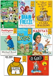 World Book Day 2018 Collection 8 Books Set Photo