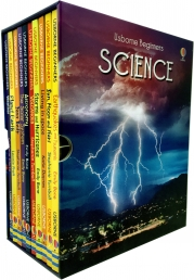 Usborne Beginners Series Science Collection 10 Books Box Set Photo