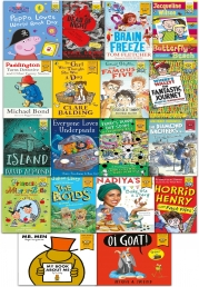 World Book Day Collection 18 Books Set Photo
