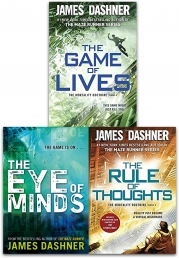 James Dashner The Mortality Doctrine 3 Books Collection Set Photo