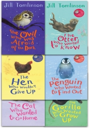 Jill Tomlinson 6 Books Collection Set Photo