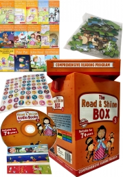 Read & Shine Comprehensive Reading Program Level 3 14 Books Set (Year 7-8) Photo