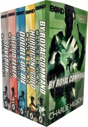 Young Bond Series Collection Charlie Higson 5 Books Set by Charlie Higson