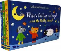 Usborne Baby Books Collection 3 Board Books Set Photo
