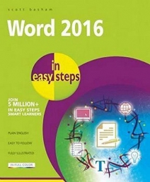 Word 2016 in easy steps Photo