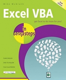 Excel VBA in easy steps Photo