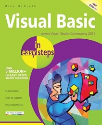 Visual Basic in easy steps, 4th edition Photo