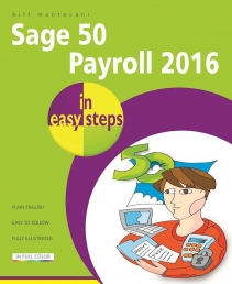 Sage 50 Payroll 2016 in easy steps Photo