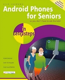 Android Phones for Seniors in easy steps Photo