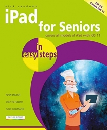 iPad for Seniors in easy steps, 7th Edition Photo
