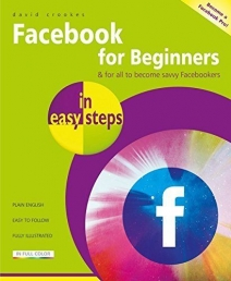 Facebook for Beginners in easy steps Photo