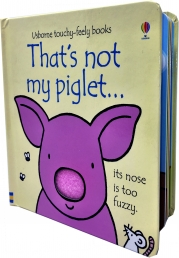 Thats Not My Piglet (Touchy-Feely Board Books) Photo