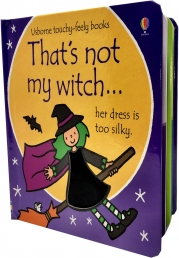 Thats Not My Witch Touchy-Feely Board Books Photo