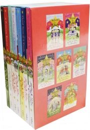 School For Stars Collection 7 Books Box Set Pack By Kelly & Holly Willoughby by Kelly & Holly Willoughby