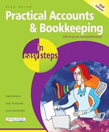 Practical Accounts & Bookkeeping in easy steps, 2nd Edition Photo