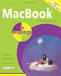 MacBook in easy steps, 6th Edition - covers macOS High Sierra Photo