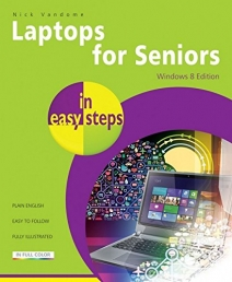 Laptops for Seniors in easy steps - Windows 10 Creators Update Edition Photo