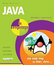 Java in easy steps, 6th Edition - covers Java 9 Photo