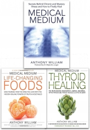 Medical Medium Anthony William Collection 3 Books Set Photo