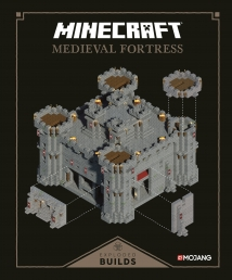 Minecraft: Exploded Builds: Medieval Fortress: An Official Minecraft Book from Mojang Photo
