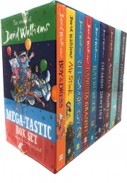 The World of David Walliams: Mega-tastic Box Set Photo