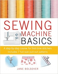 Sewing Machine Basics: A step-by-step course for first-time stitchers Photo