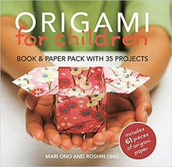 Origami for Children: Book & paper pack with 35 projects Photo